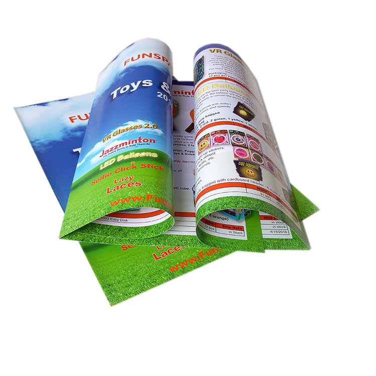 Brochure printing services-tri fold brochure