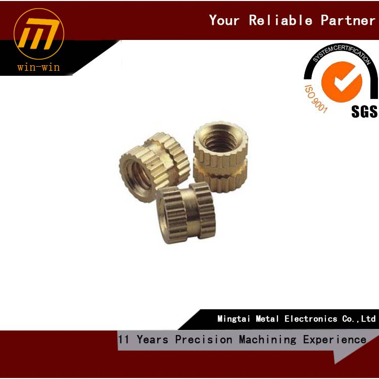 custom CNC machining screw nut, drawing welcome