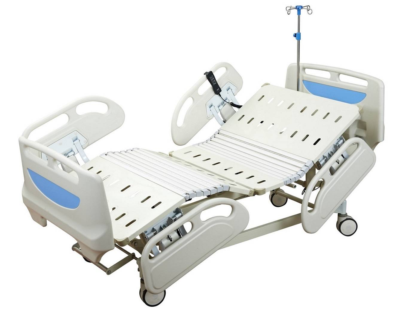 Three Function Medical Electric Home Care nursing hospital bed Guangzhou Manufacturer