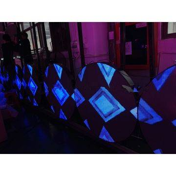 Special Shape P5 Indoor Displays with CE/RoHS