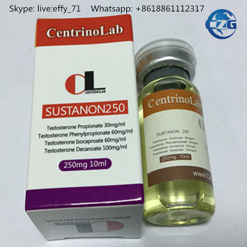 Injectable Steroid Powder Testosterone Sustanon 250