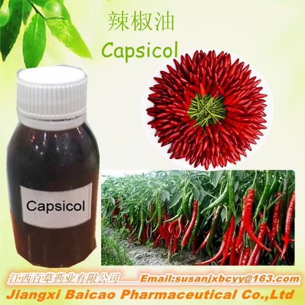Capsicol/Pepper oil
