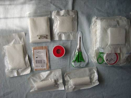 First Aid Kits And Surgical Dressing