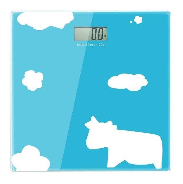 180kg Hot Digital Weighing Bathroom Scale VBS118
