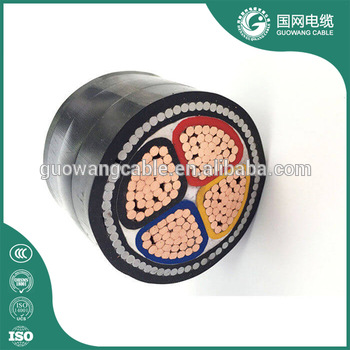IEC 0.6/1kV 4x240sqmm ,copper conductor XLPE insulated PVC sheathed power cable/XLPE cable