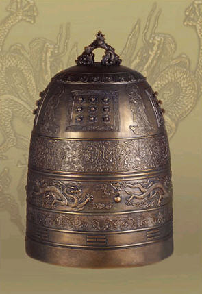 Temple bell (Model Number : Heinsa Bell)