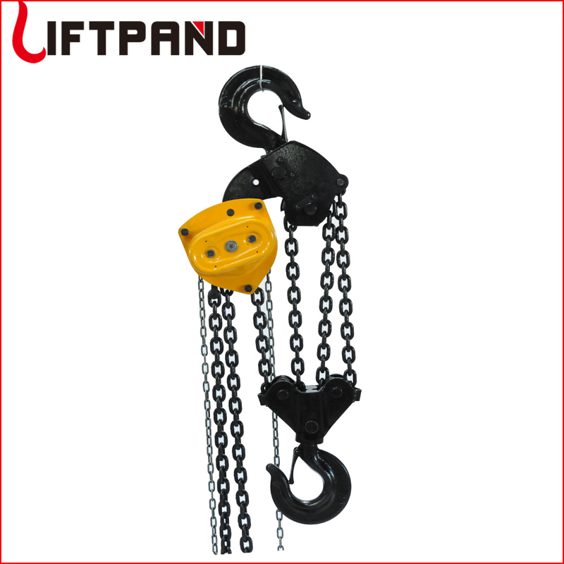 Civil construction tool chain hoist supplier
