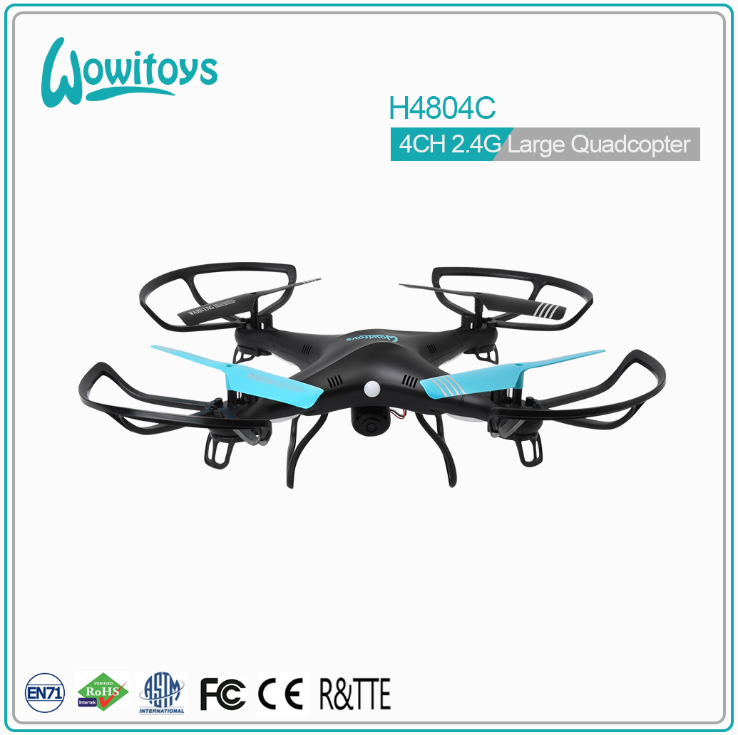 RC photography drone with camera