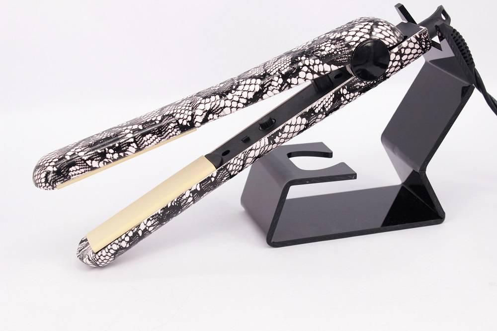 China original 450 degrees electric wholesale private label ceramic hair straightener 100% ceramic h