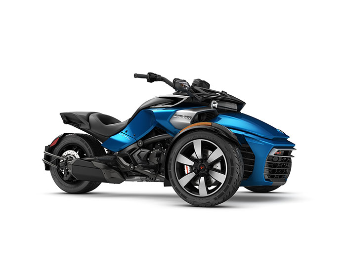 2017 CAN AM SPYDER F3-S