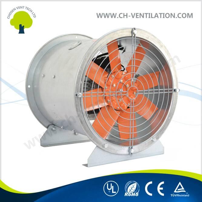 Best Selling Industrial Standard Axial Fan for Ventilation
