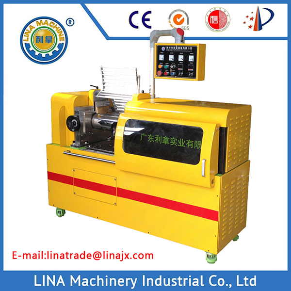 6 Inch Rubber Two Roll Mill Machine for Lab Use