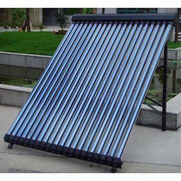 Solar thermal collector for the split system