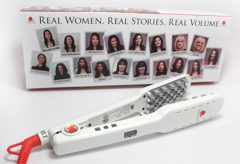VOLOOM Hair Volumizing Iron