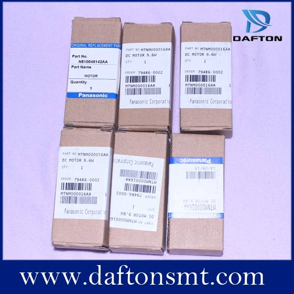 Panasonic CM402 Motor N510048142AA/MTNM000016AA/N510006106AA