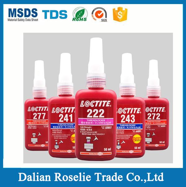 henkel loctite adhesive, loctite products, loctite distributor adhesive sealant threadlocker 242 243