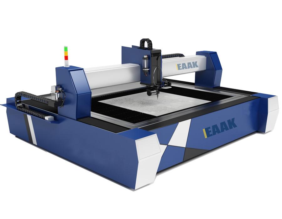 EAAK new waterjet cutting machines EK2030