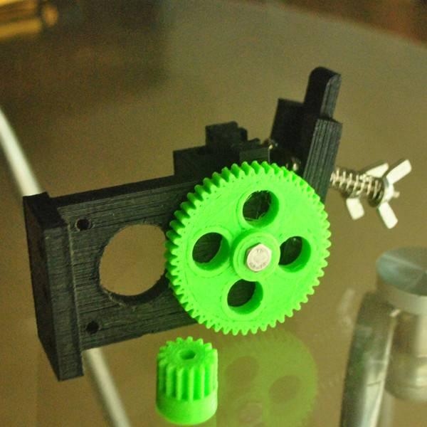 3D Printer Extruder Modified Bowden Extruder for Kossel / Delta / Prusa / Reprap