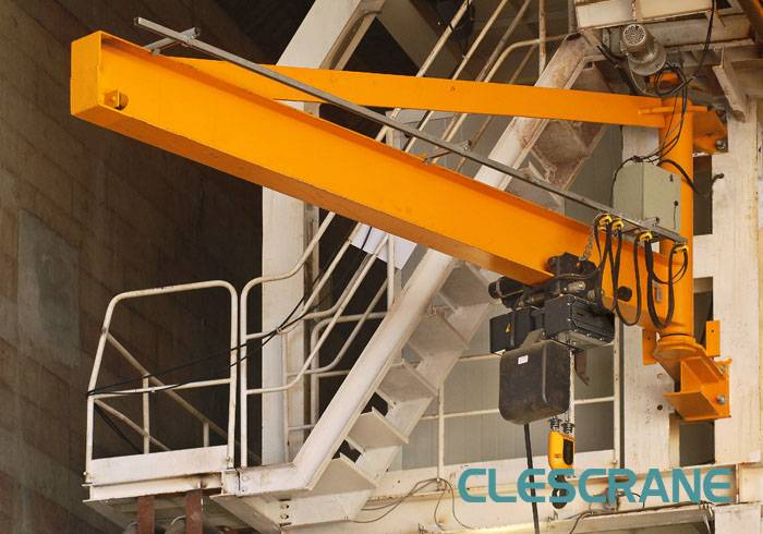 CJX Series wall mounted jib crane for sale