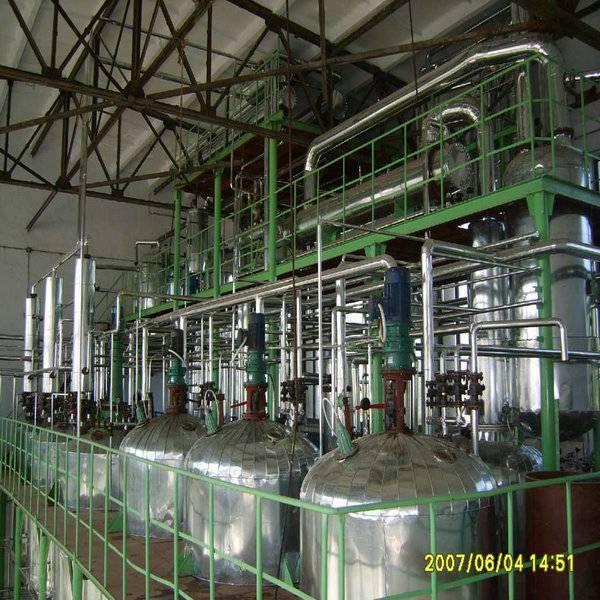 Biodiesel making machine
