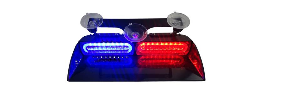 LED Deck warning light