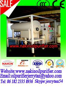 ZYD Transformer Oil Purifier High Quality Oil Purification And Recycling Machine