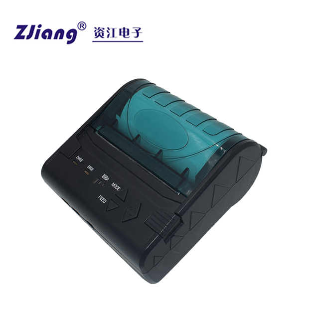 Mini-sized Palm Bluetooth Receipt Thermal Printer with Free SDK Java