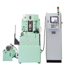 Double-surface grinder for brake disc