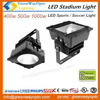 LED Stadium Light 400w 500w 1000w High Mast Light