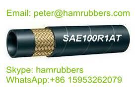 SAE 100R1AT/DIN EN853 1SN Wire Braided Hydraulic Hose