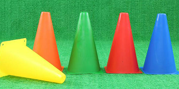 High Quality PVC Cone For Soccer & Agility Training