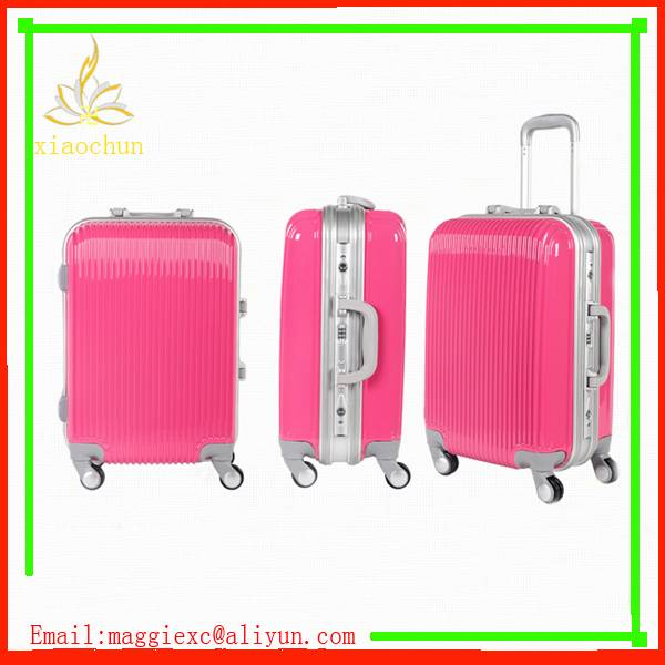 Lightweight abs pc Luggage suitcase