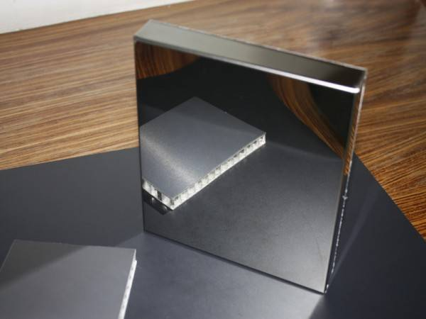 Mirror Polished Stainless Steel Sheet