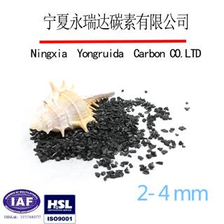 China supplier high quality nut shell activated carbon