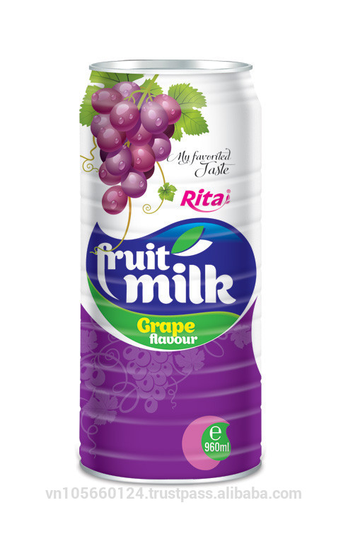 Fruit Milk Grape Flavour