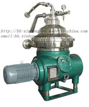 Centrifuge Oil Separator Used in Fishmeal Plant