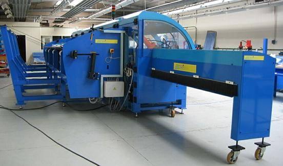 CNC Cut-Punch Line