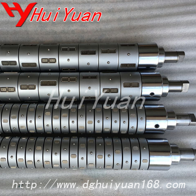 Friction Air Shaft for PE Slitting Rewinding Machinery