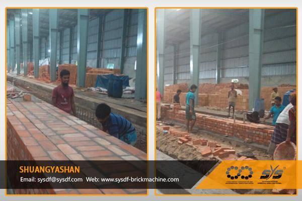 Automatic Brick Machine for Bangladesh