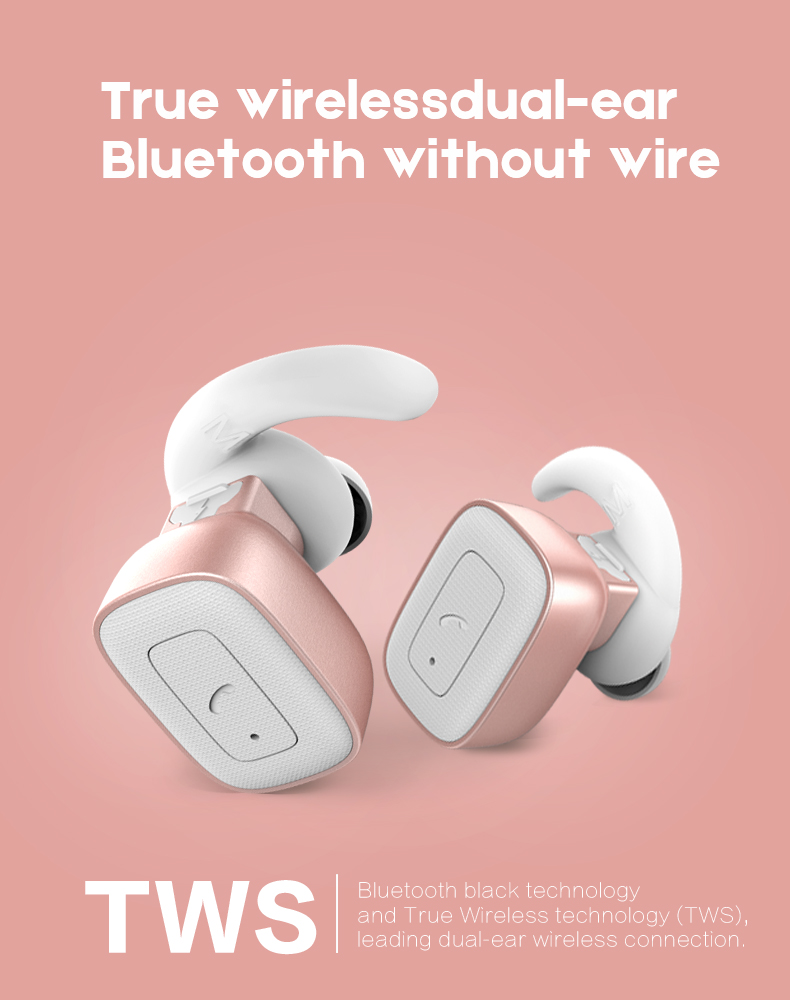 stereo bluetooth earphone headset