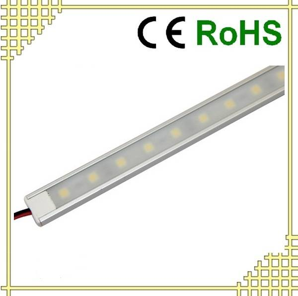 Aluminum LED Strip with frosted cover