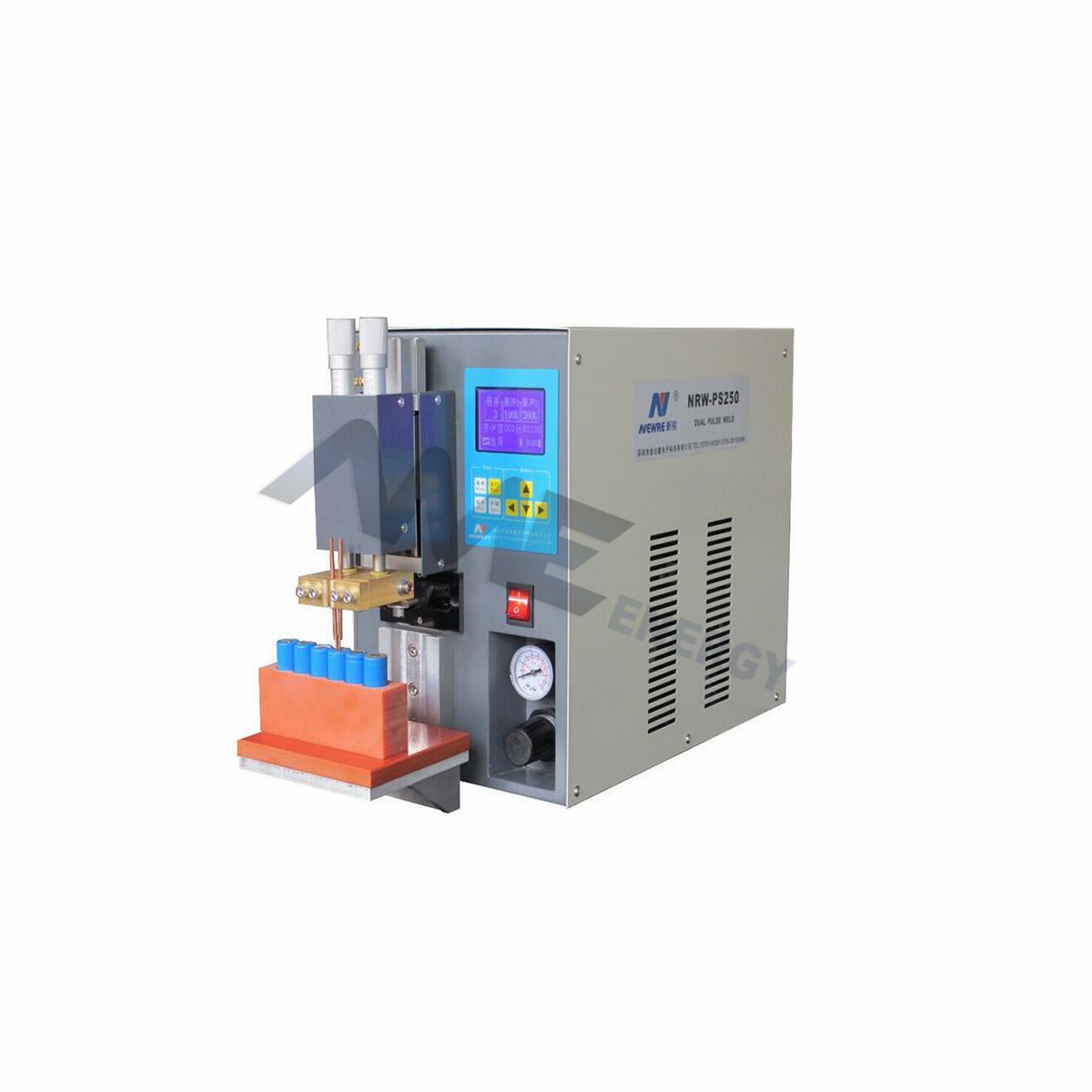 Spot Welding Machine for Battery Packing