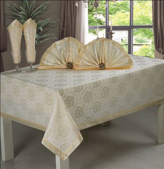 Luxury tablecloth sets