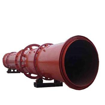 Good quality chicken manure sawdust kiln wood rotary drum dryer
