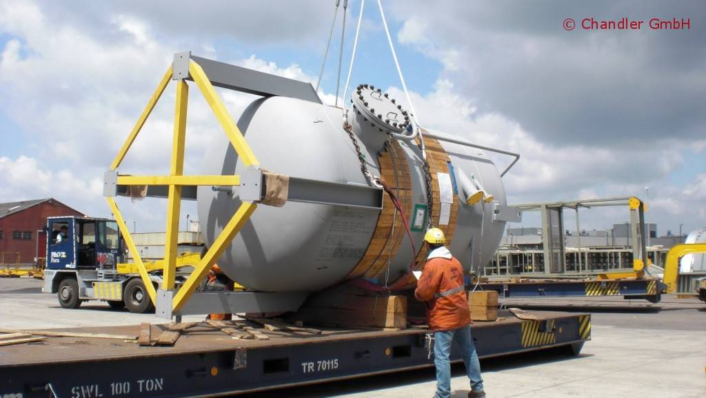 sea freight/project cargo