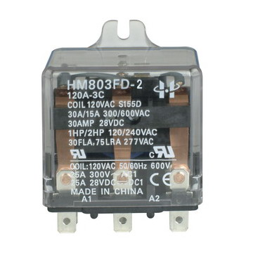 MINIATURE GENERAL PURPOSE RELAY (HM803FD-2)