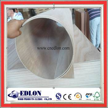 bendable hardwood plywood for furniture