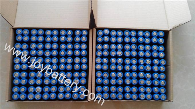 18650 3.7V 2500mAh lithium ion rechargeable battery