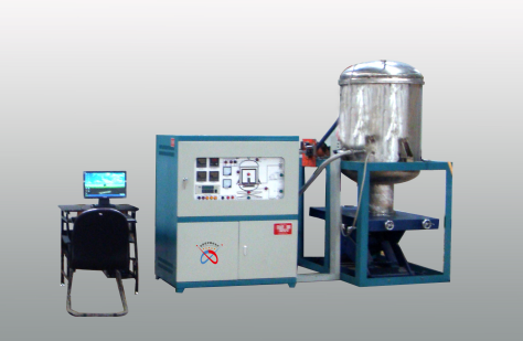 1000-2000 Centigrade Vacuum atmosphere lifting furnace(furnace internal with Agitation )