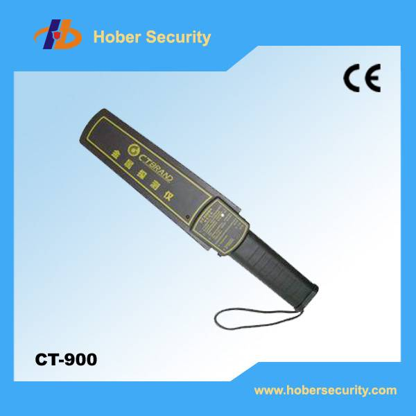 CT-900 Handheld Metal Detector, high sensitivity metal scanner
